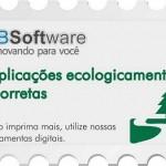 Selo JB Software Ecologicamente Correto