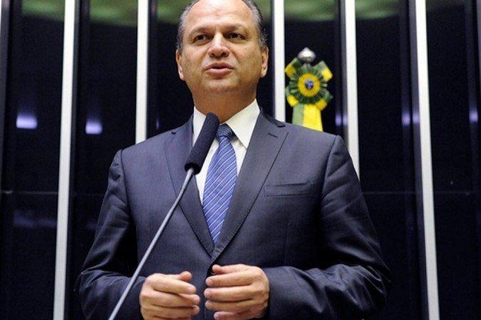 O líder do governo na Câmara, Ricardo Barros (PP-PR) - (crédito: Câmara/Divulgação)